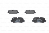 LR055454 Bosch 0986494148 Brake Pad Set of 4